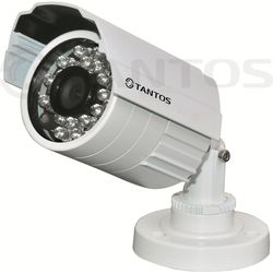 Уличная видеокамера Tantos TSc-P720pAHDf (2.8)